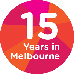 15 years in melbourne